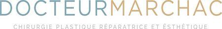 Design logo du Dr Marchac, chirurgien esthétique Paris | Antipodes Medica