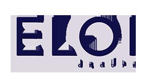 Logo du groupe ELOI, équipement médical | Antipodes Medical, Agence Digitale Santé